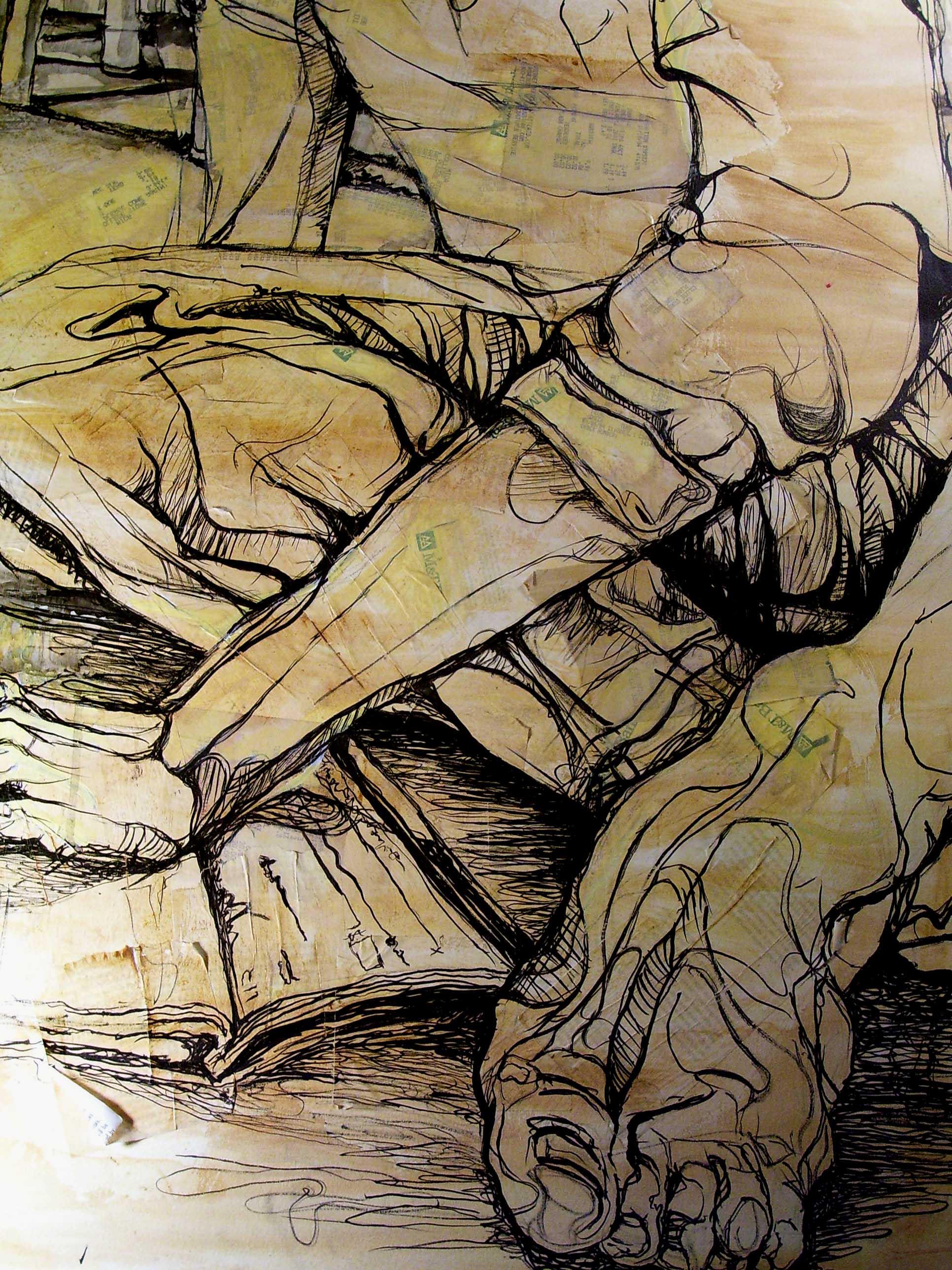 Line Drawing_Susan Dorsey