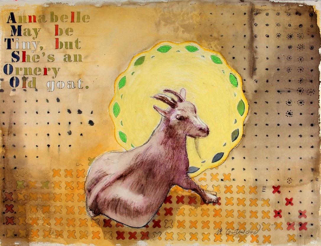 Annabelle goat