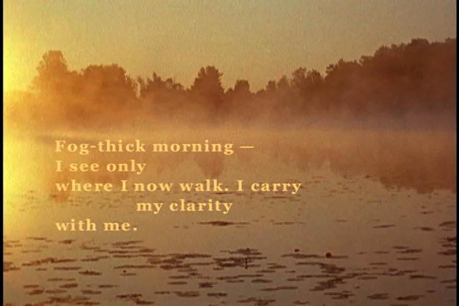 fog poem
