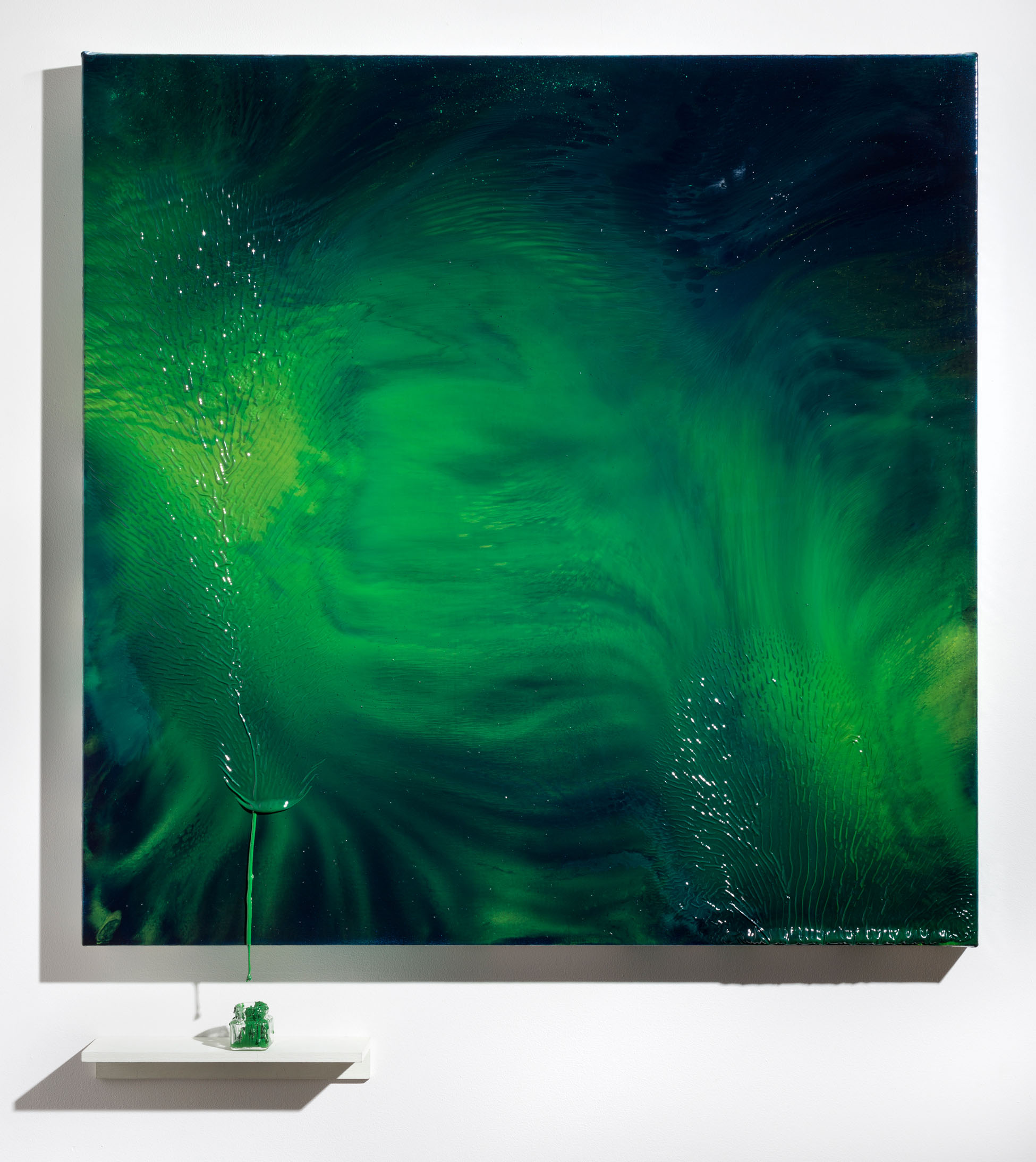 #oilpainting,#auroras,#fourseasons