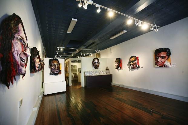 Brett Stuart Wilson, Gallery