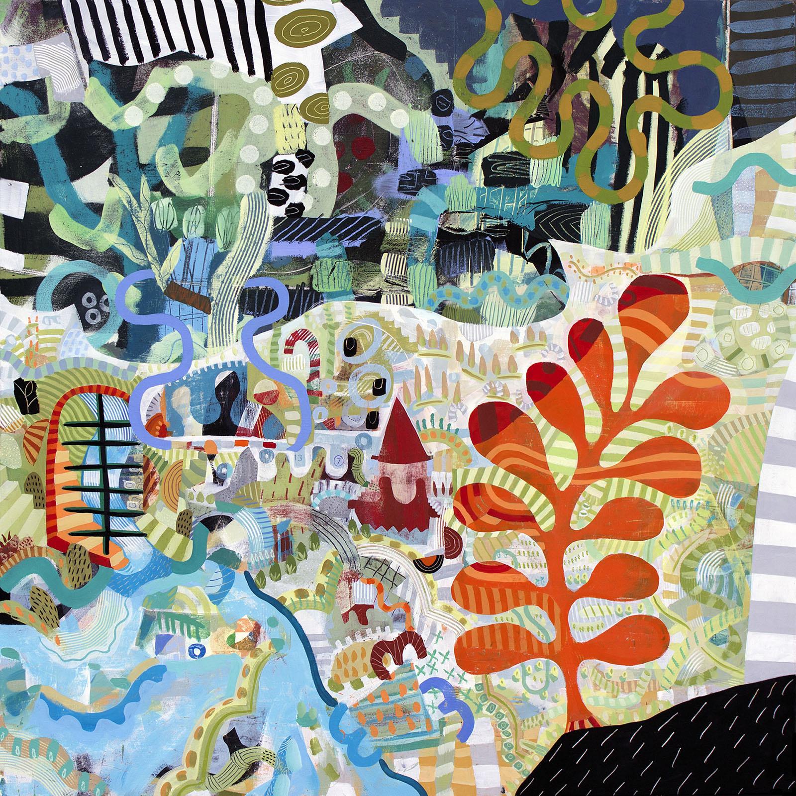 Milton Glaser Rebuilds the Enchanted Forest