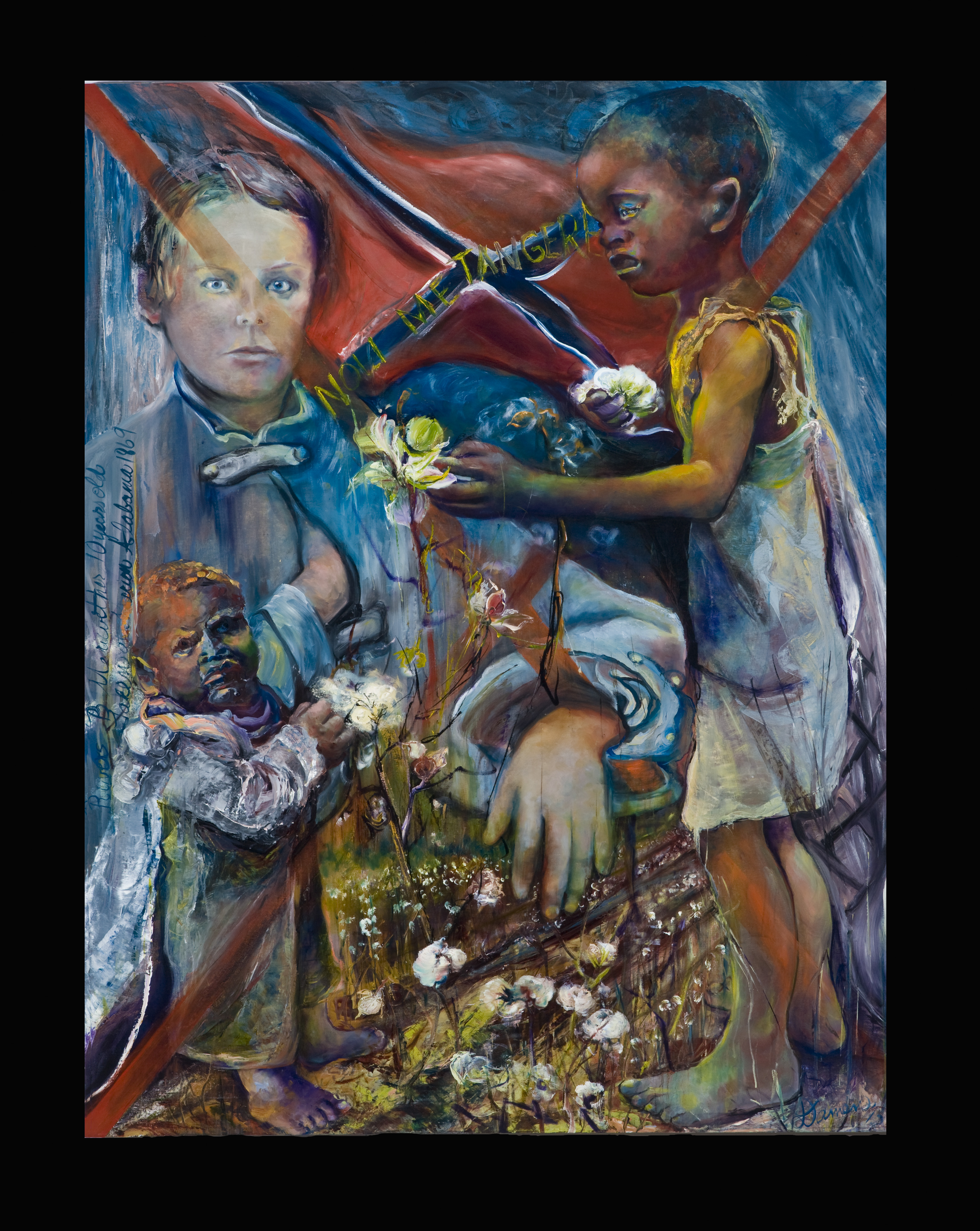 boy soldier, slave children, confederate flag, massacre