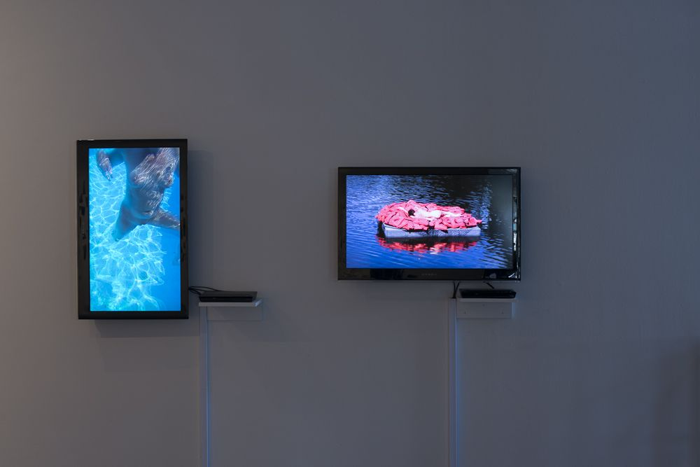 video, performance, water, life jackets, afloat
