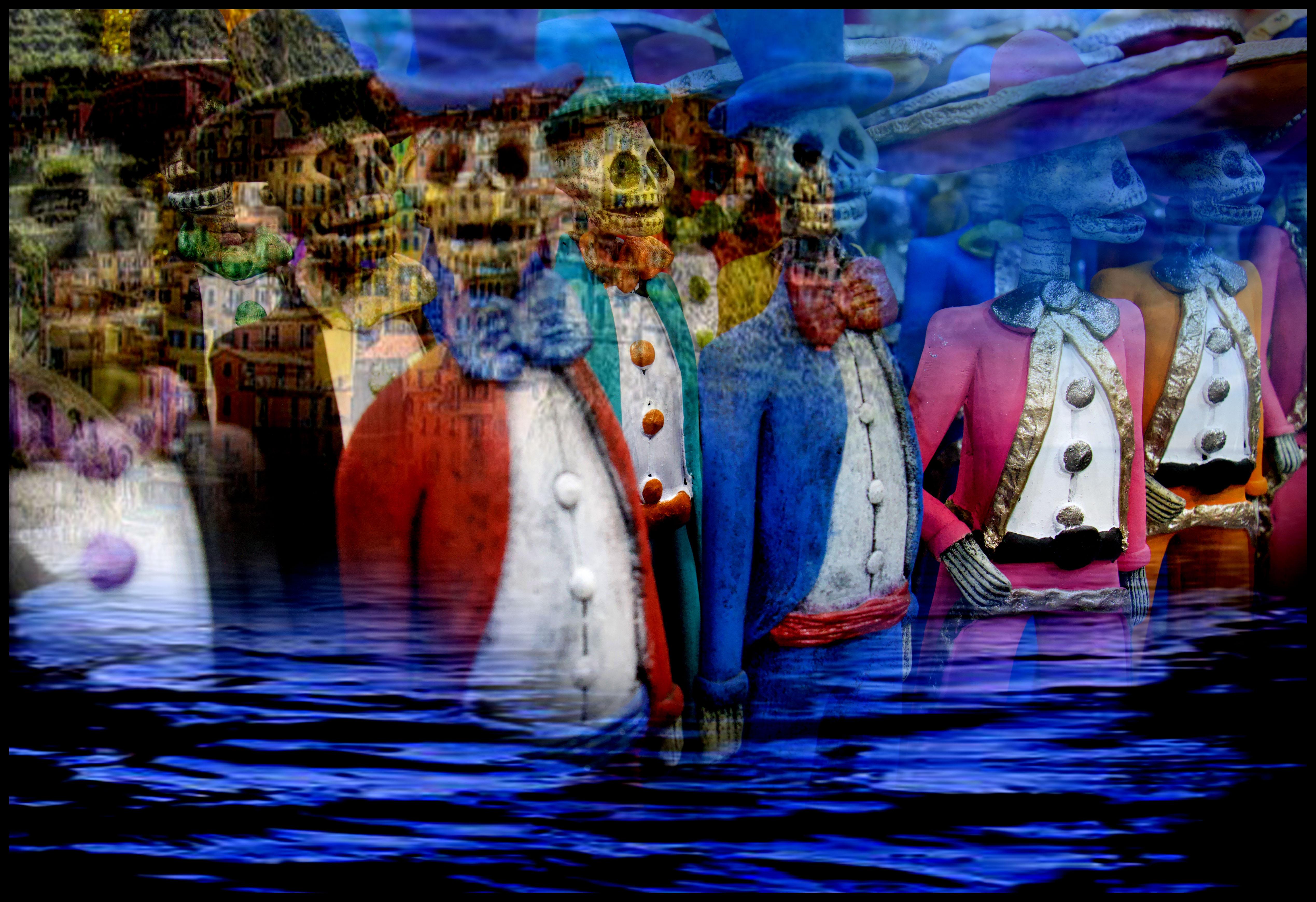 Cir-Ron Lanier, Cirron, Mexican tsunami, Creative Genius Works