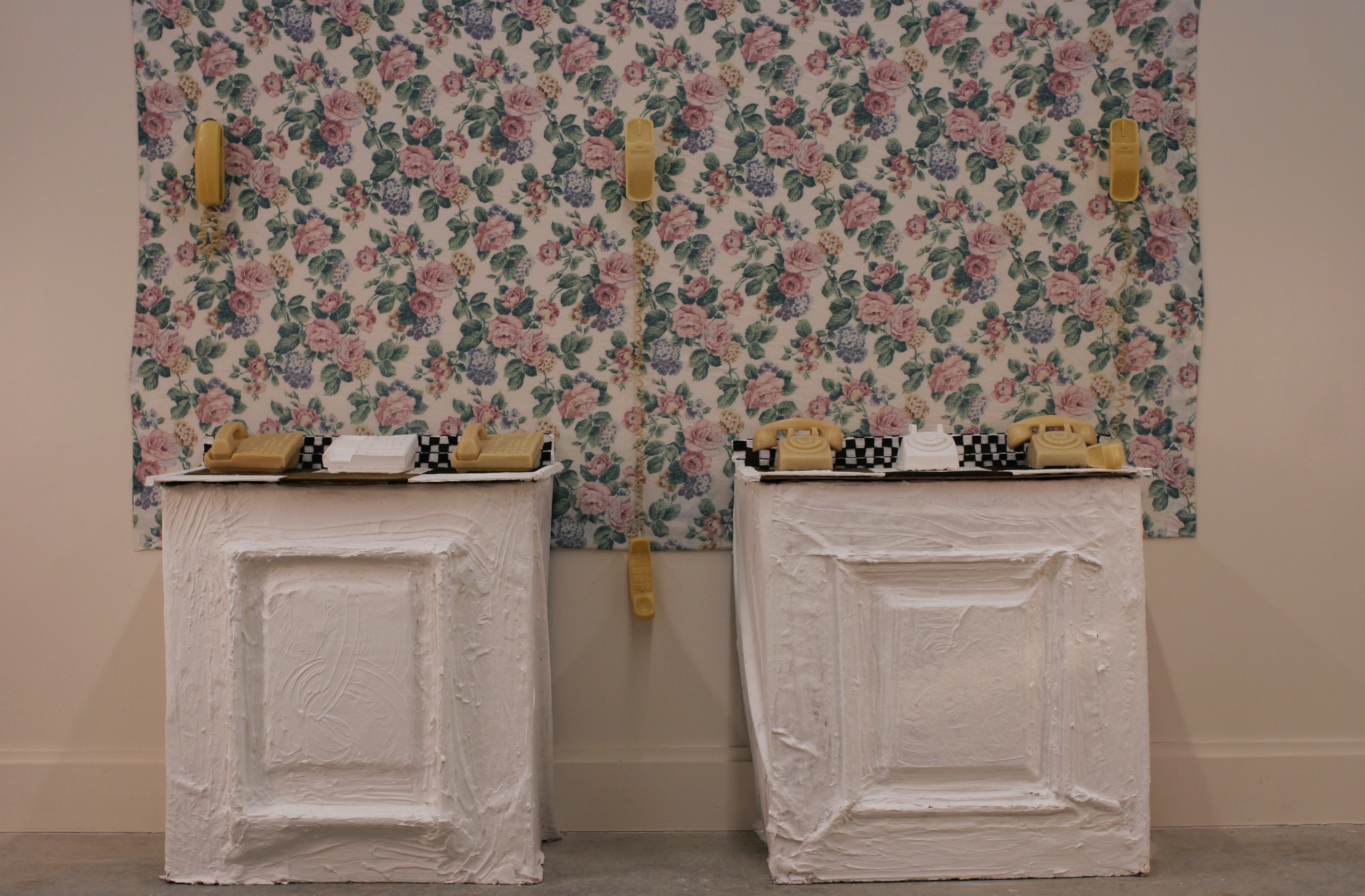 Kitchen Counter, Kitchen Phone (Kitchen); Kitchen