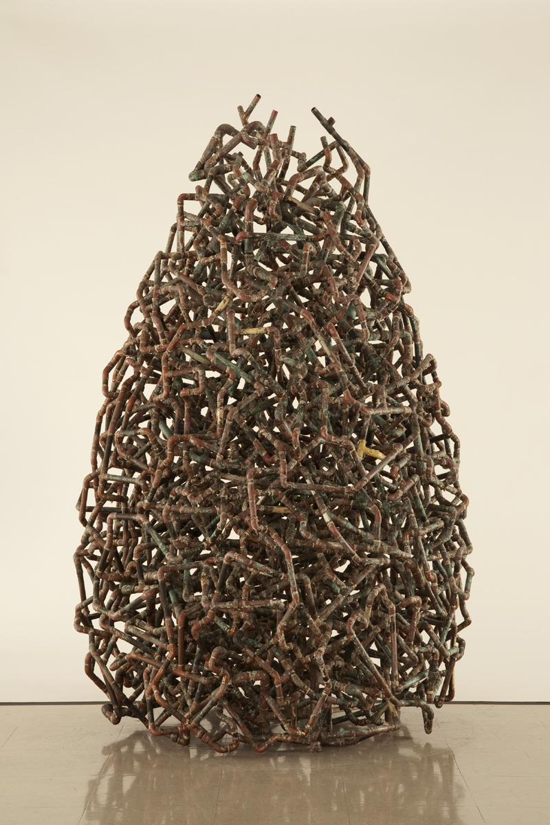 copper, re-using, re-cycling, the earth, social, environmental, humanitarian, political, geometric, form