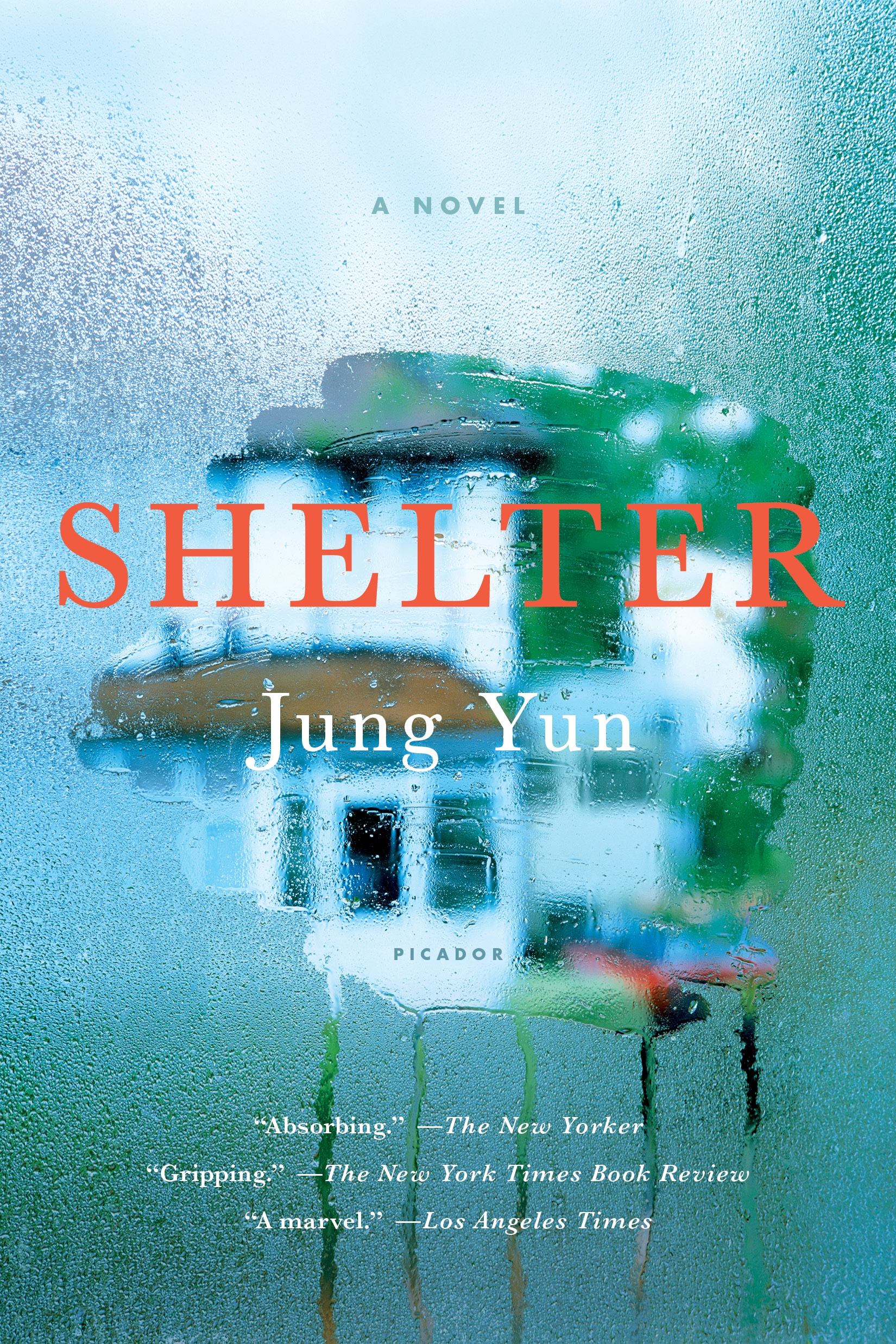 Cover of SHELTER