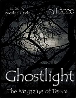 """""""Ghostlight: The Magazine of Terror"""" Fall 2020 contains Vonnie's story, """"The Wondercade."""""""