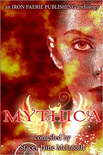"""Mythica"" contains Vonnie's story, ""Biast Na Srognig."""