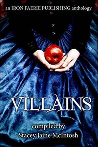 """Villains"" contains Vonnie's story, ""Riches."""