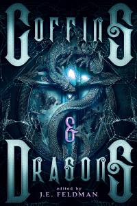"""""""Coffins & Dragons"""" contains Vonnie's story, """"The Hearth Dragon."""""""