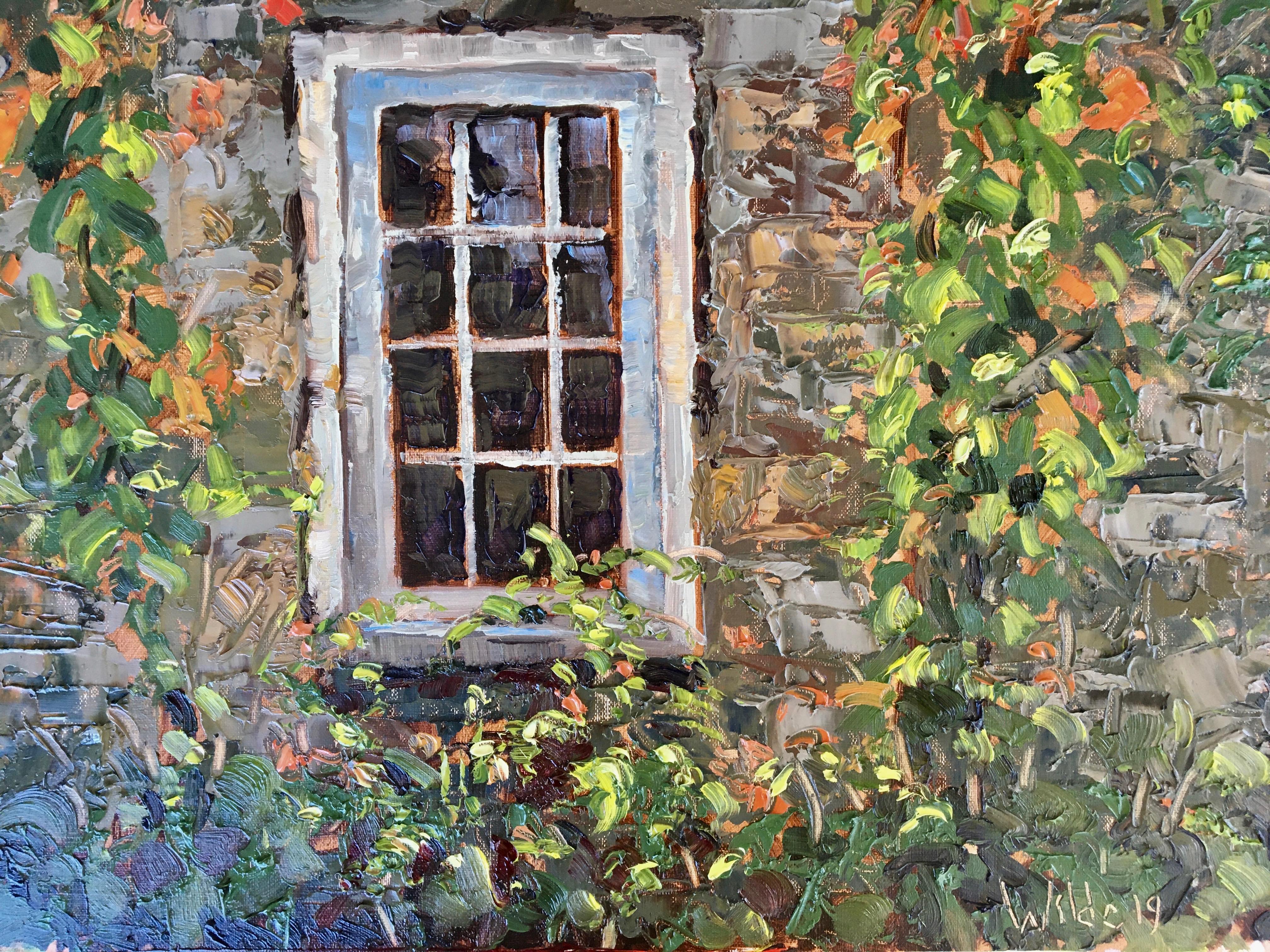 Noble Window • Pamela Wilde