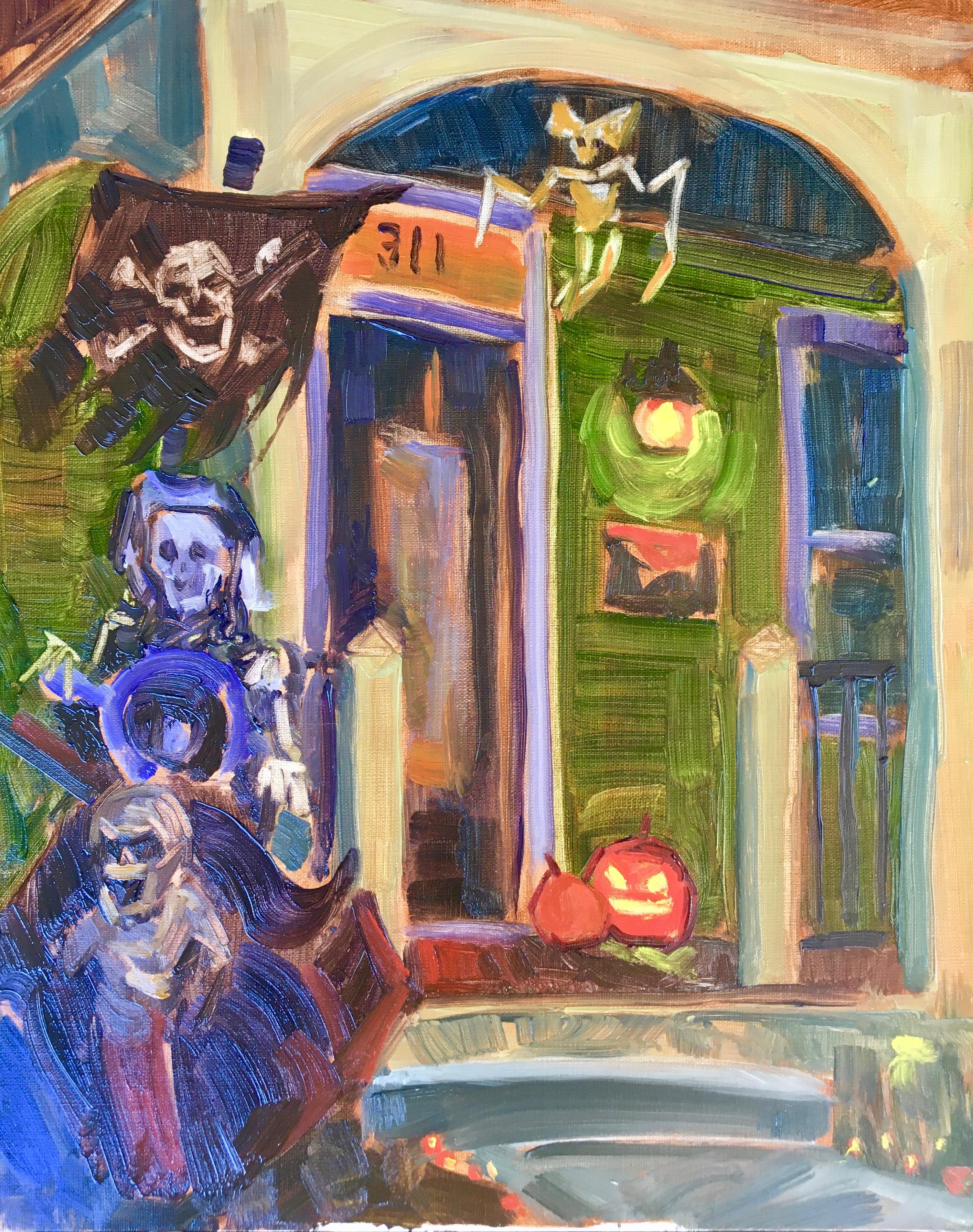 Haunted 311• Pamela Wilde