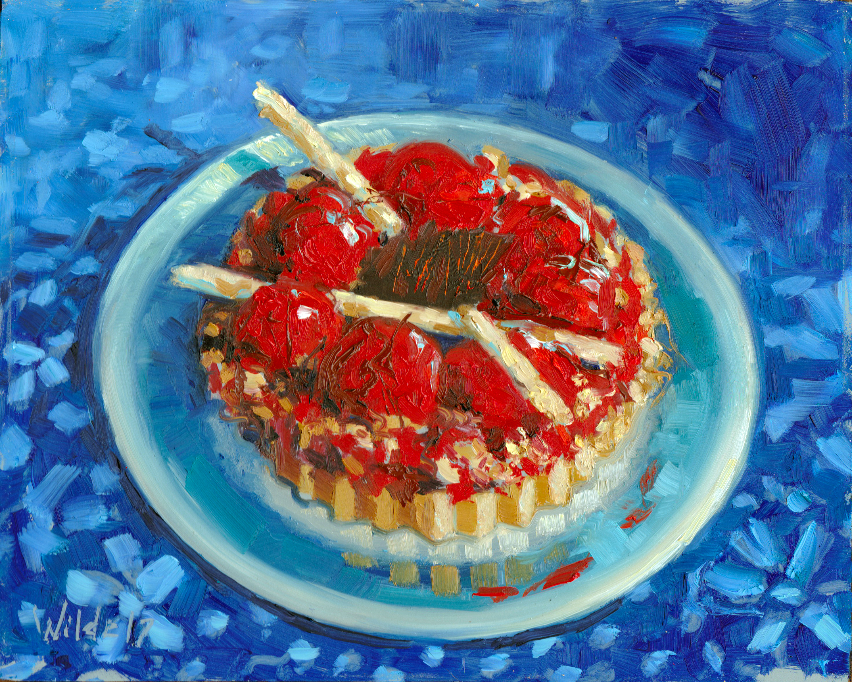 Strawberry Love • Pamela Wilde