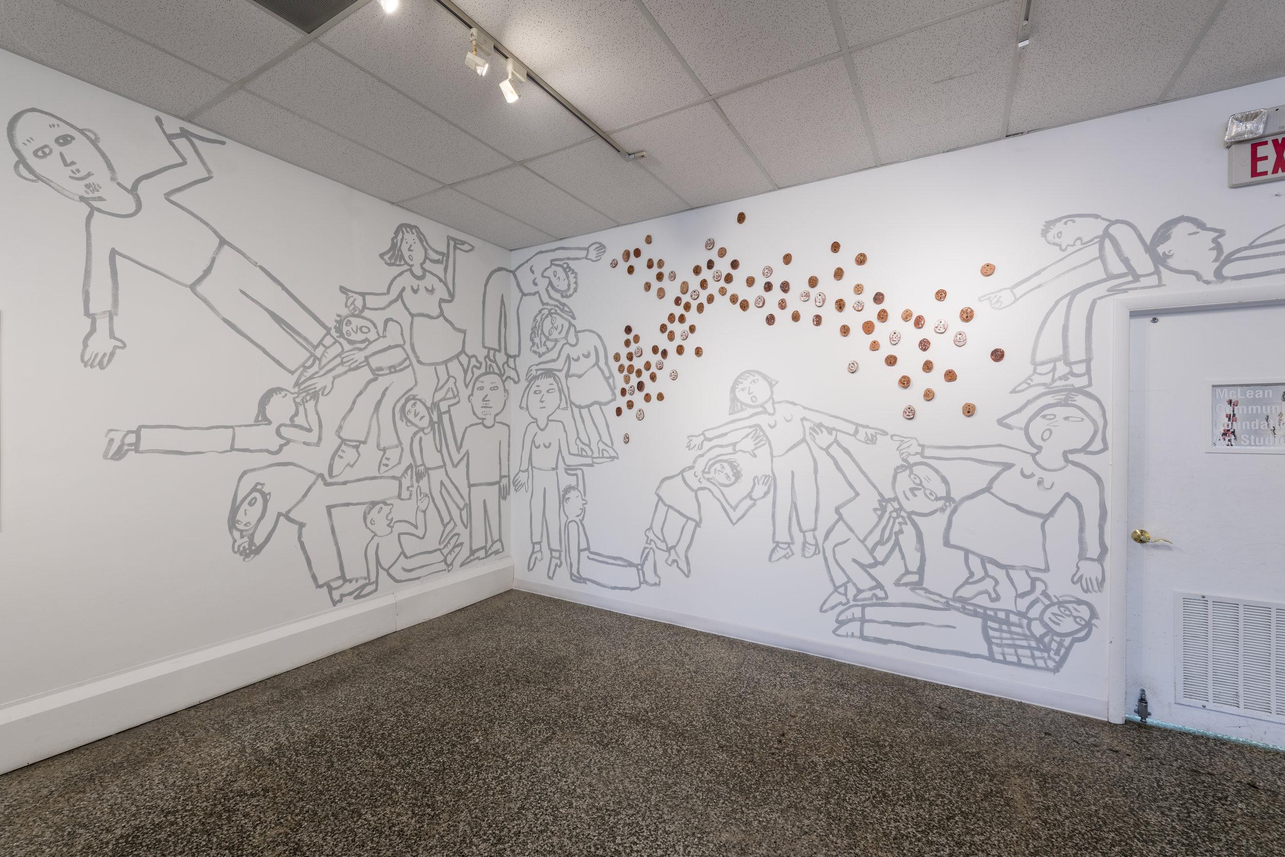 """Encounters: Works by Mia Halton"""