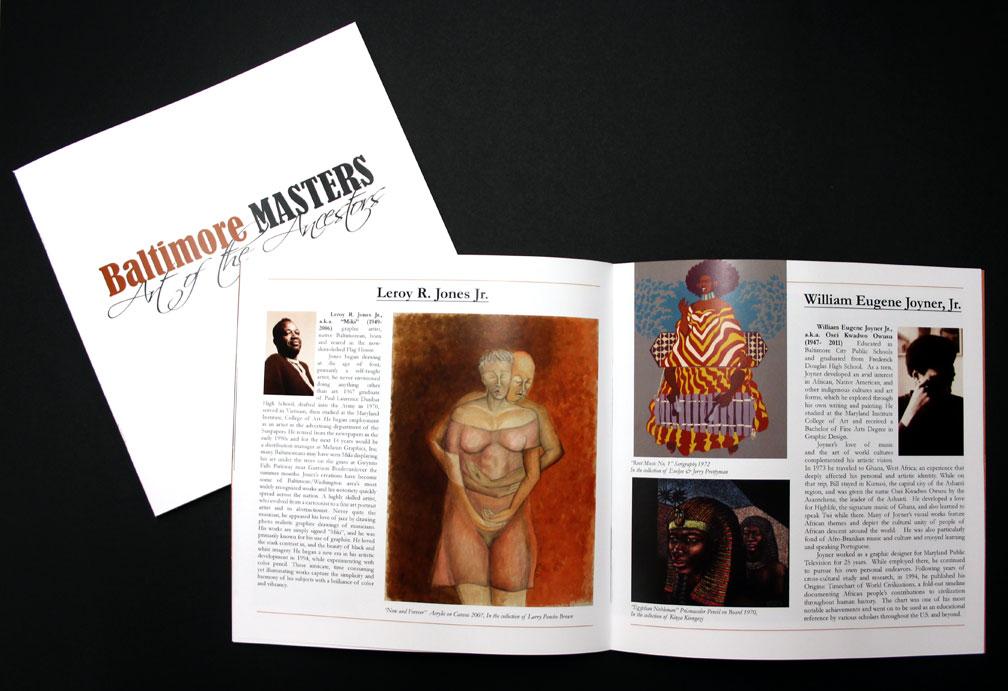 Baltimore Masters Exhibition Catalog