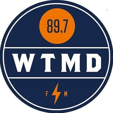 WTMD's logo