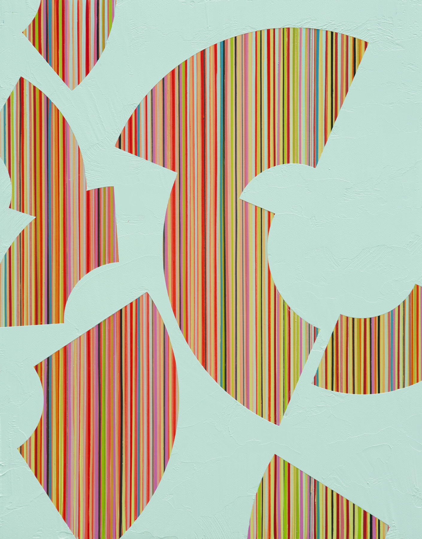 Karl Connolly, painting, abstract, modern, stripe, contemporary, baltimore, artist, artists, gallery, abstraction