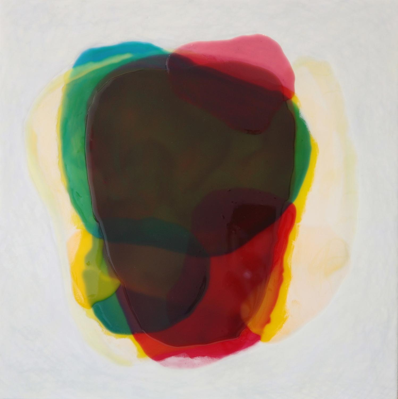 resin art painting by Farida Hughes