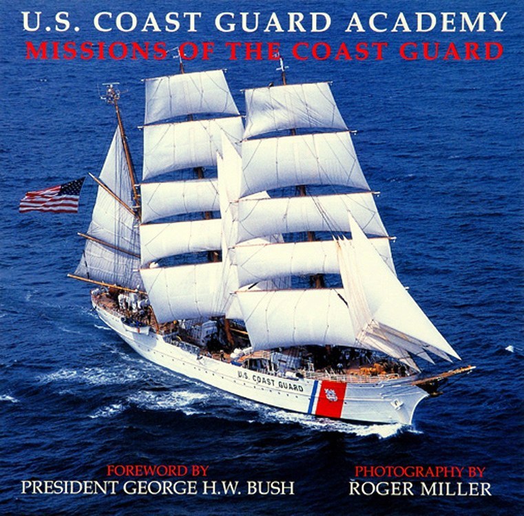 """UNITED STATES COAST GUARD ACADEMY MISSIONS OF THE COAST GUARD"" 2004"