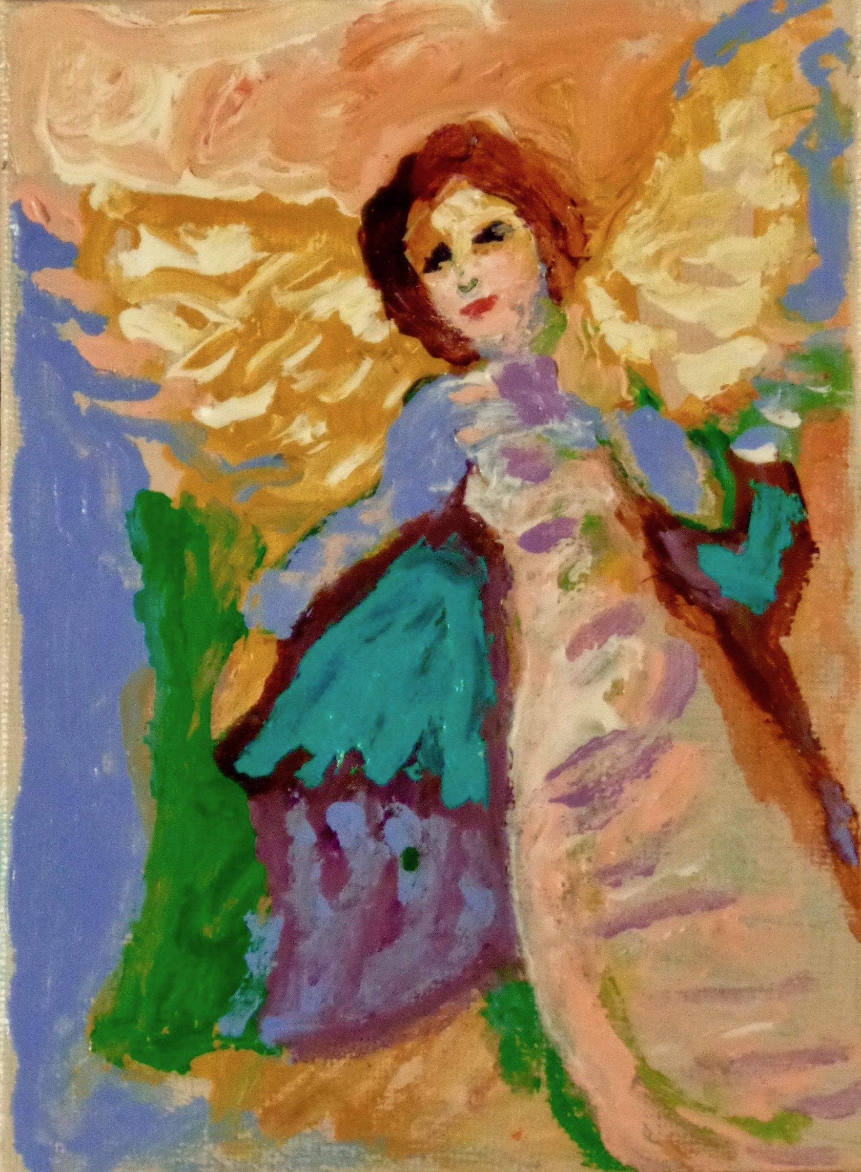 Hal Boyd, Angel