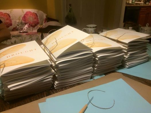 Assembling chapbooks