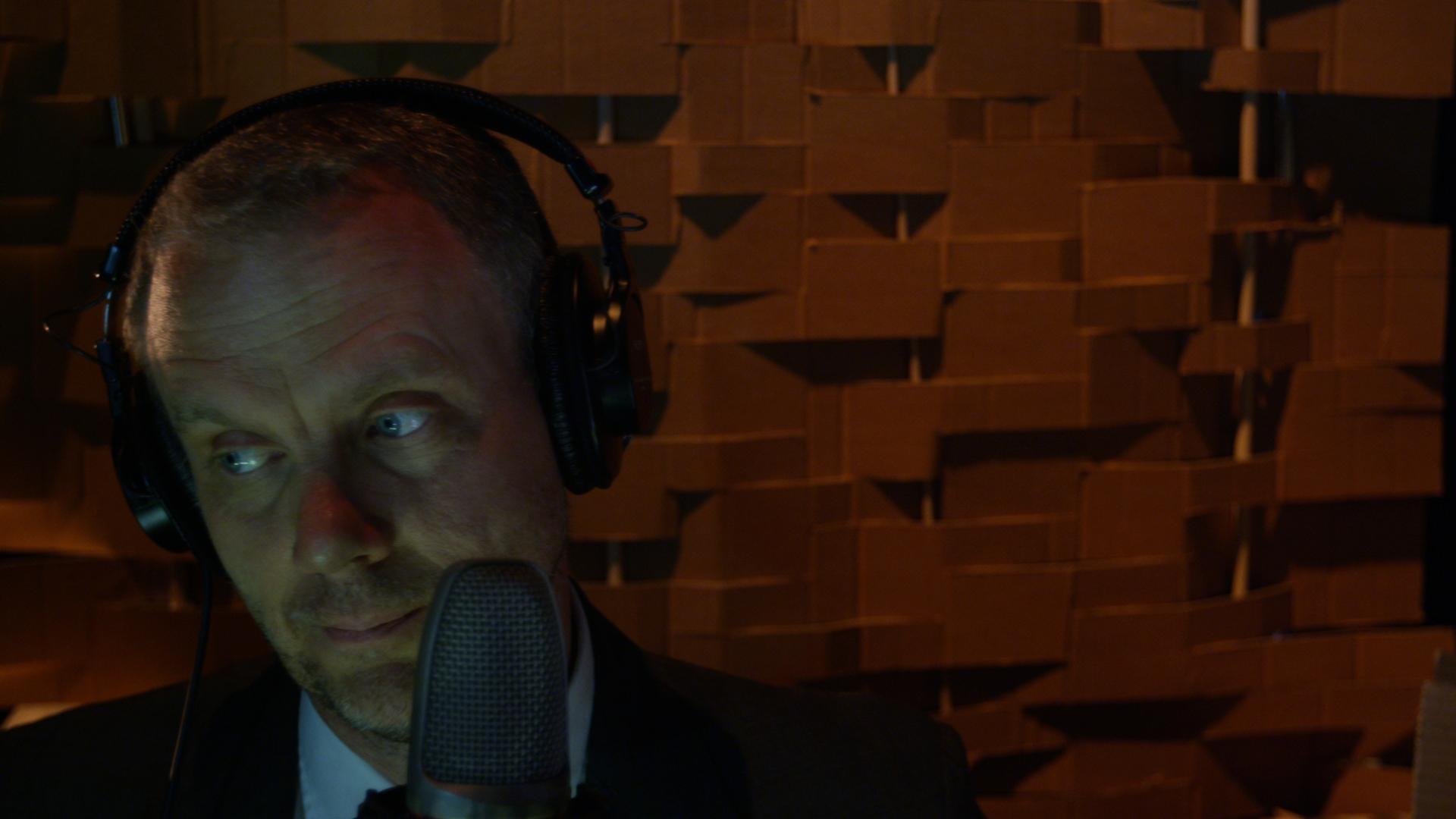 The DJ at WJNG radio