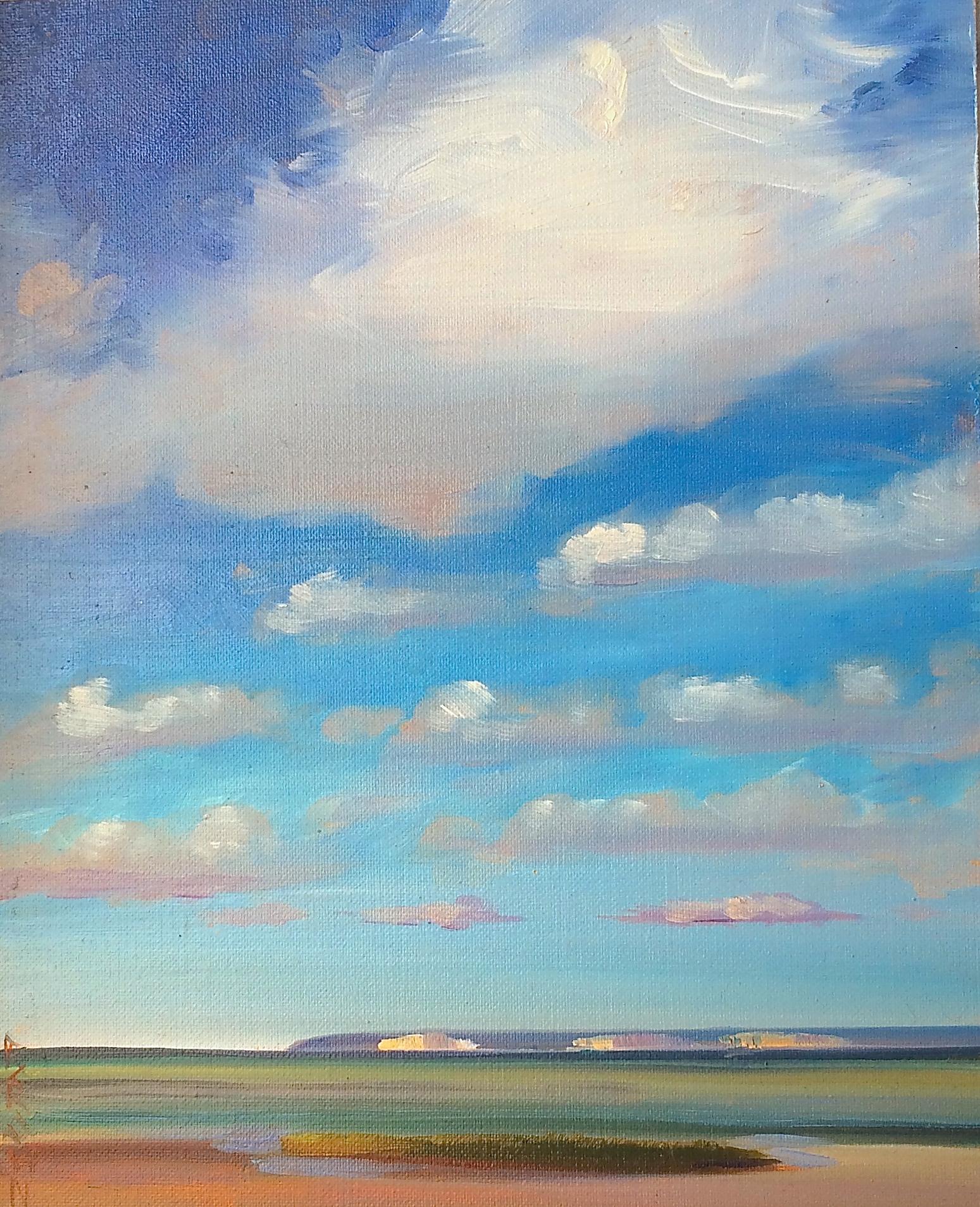 Jo Brown, Blue sky ©2016