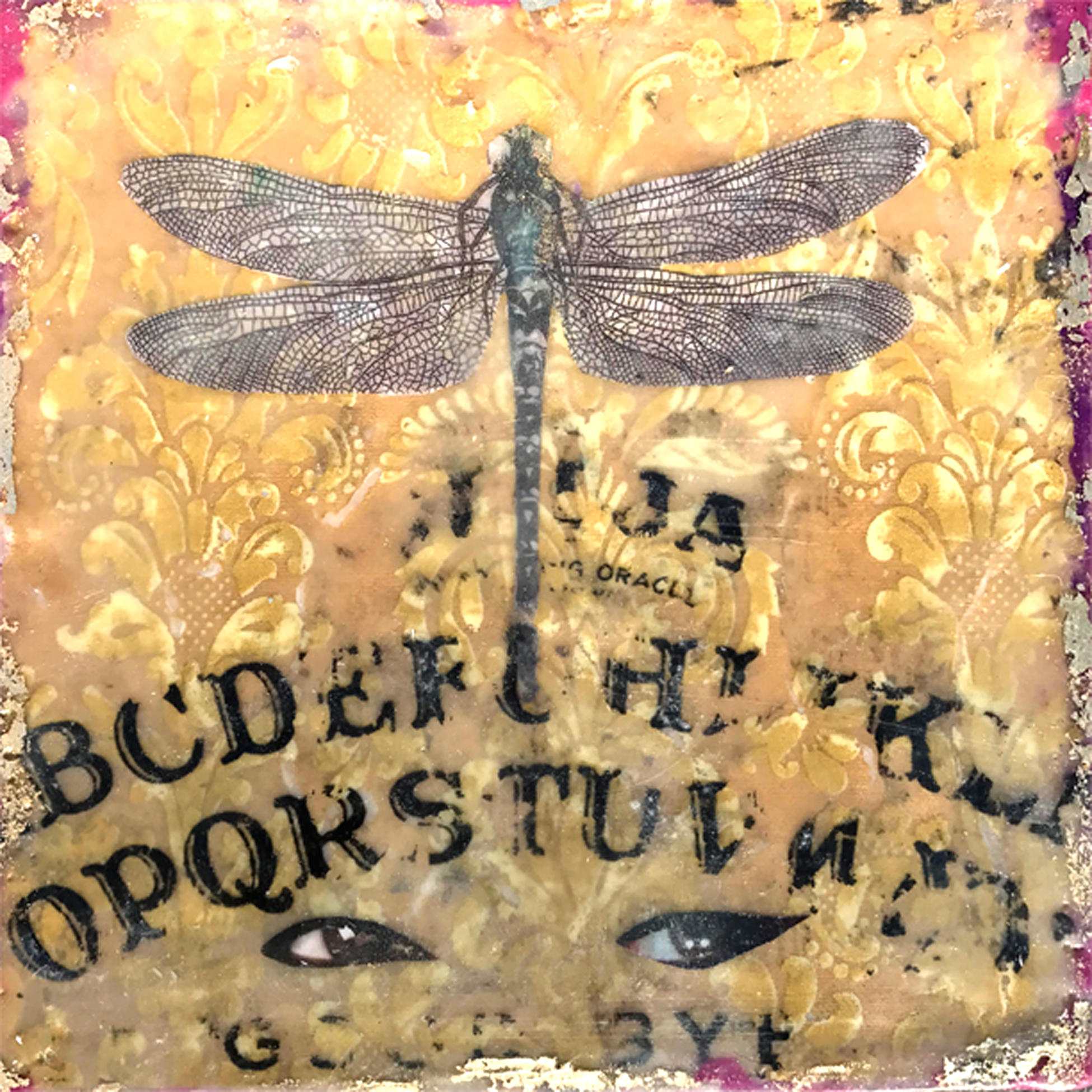 oija,dragonfly,eyes,surreal