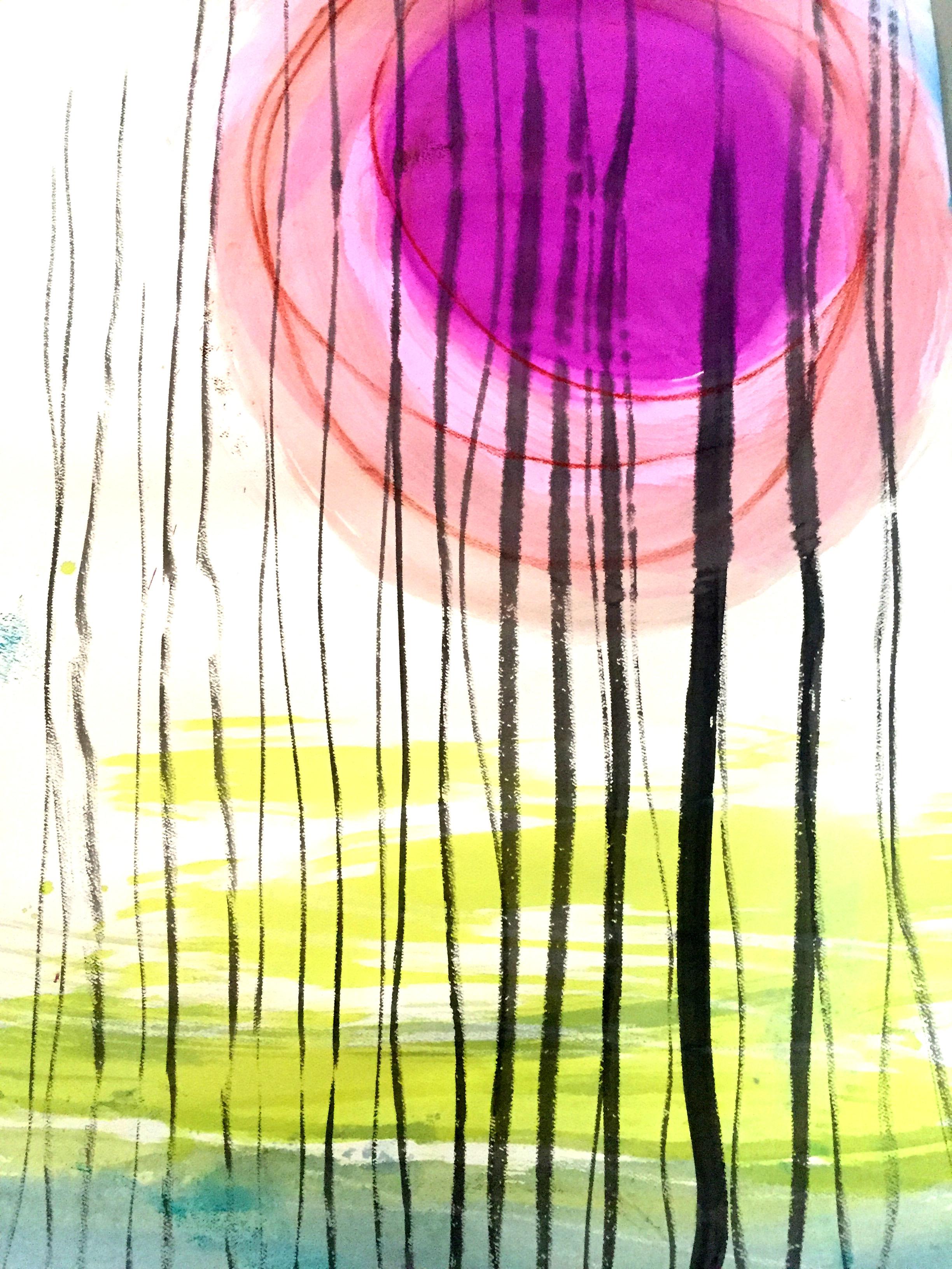 watercolor,aerials,marsh