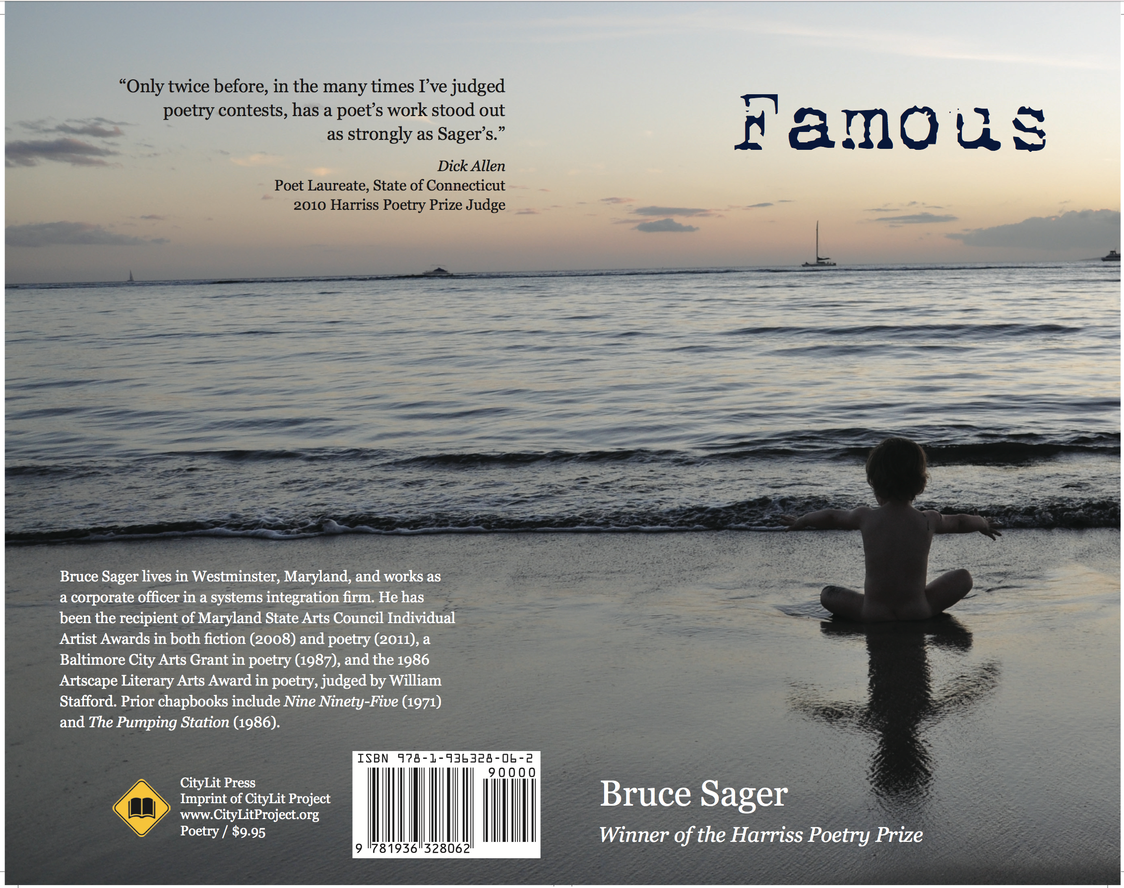 Bruce Sager's Portfolio of Poems, Short Stories, and an