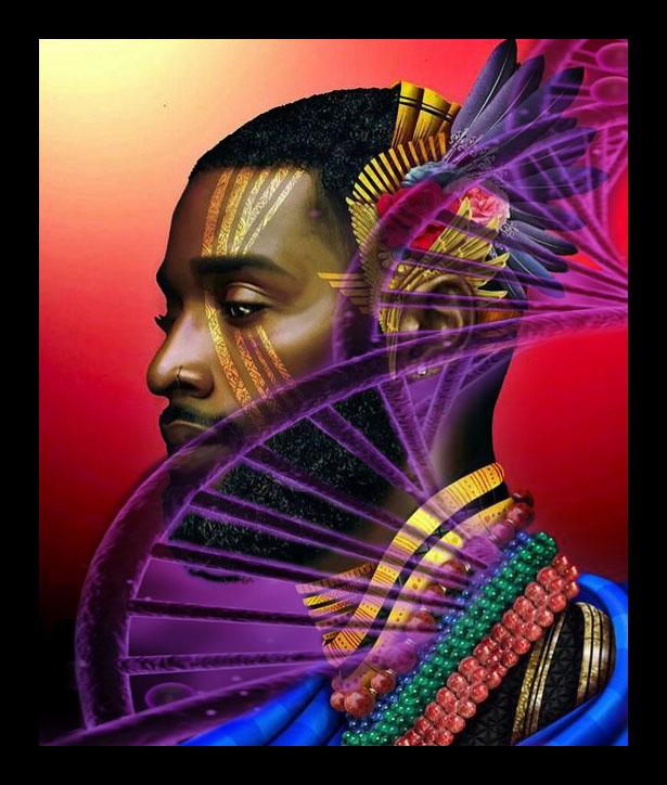 Cir-Ron Lanier, Cirron, Magickal DNA,