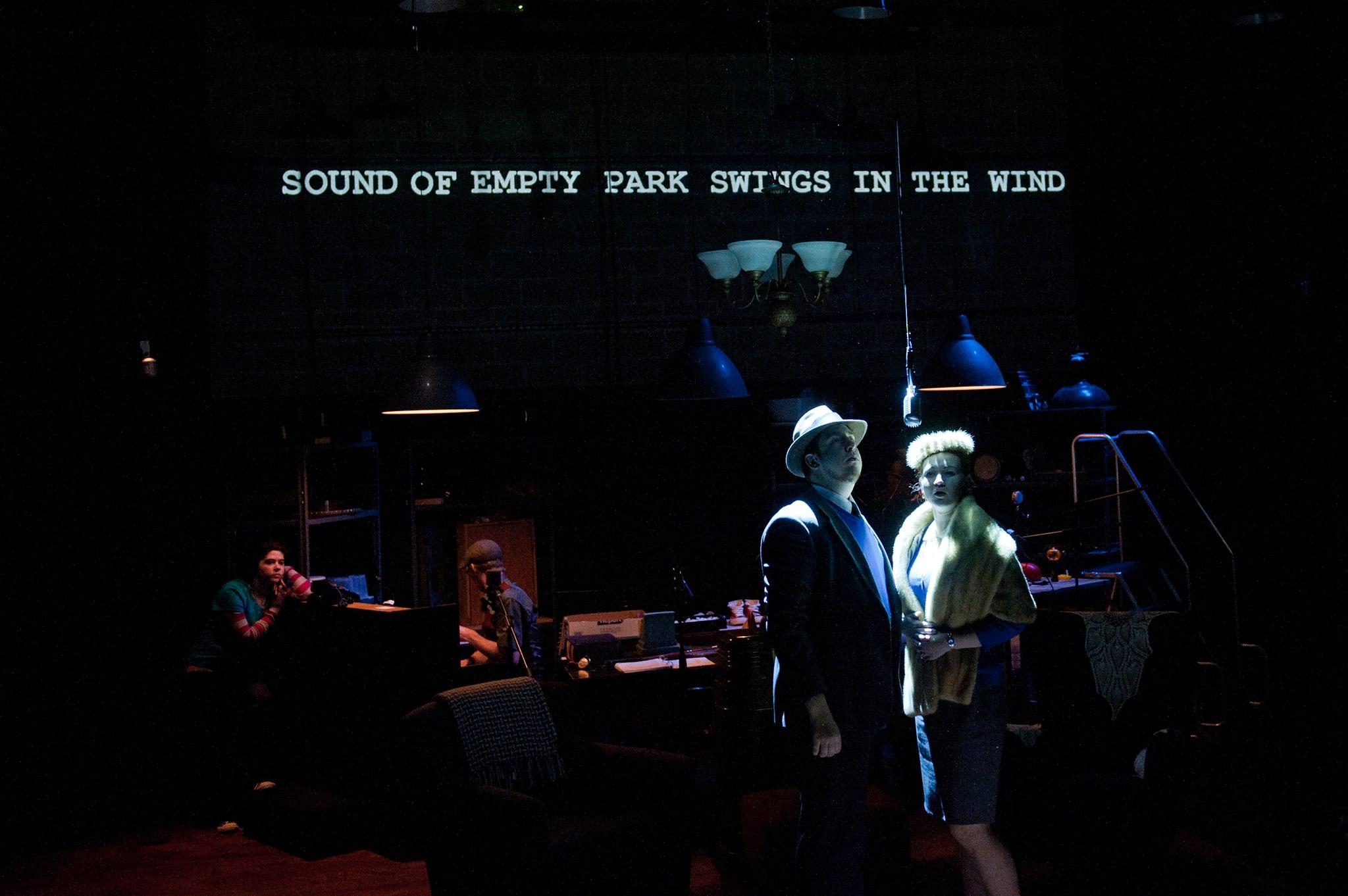 Radio play within the radio play