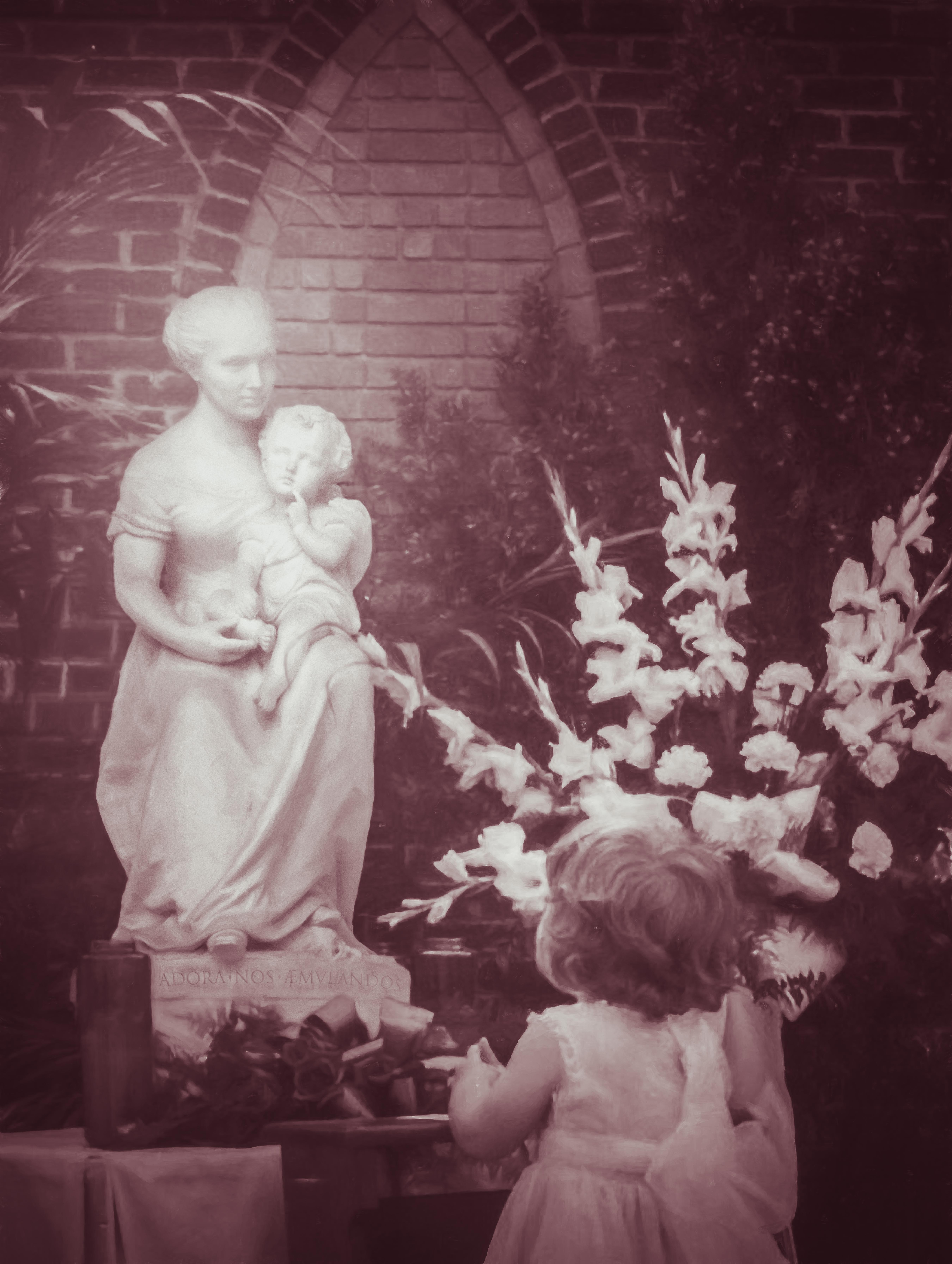 Cult of the White Madonna - Rose Anderson
