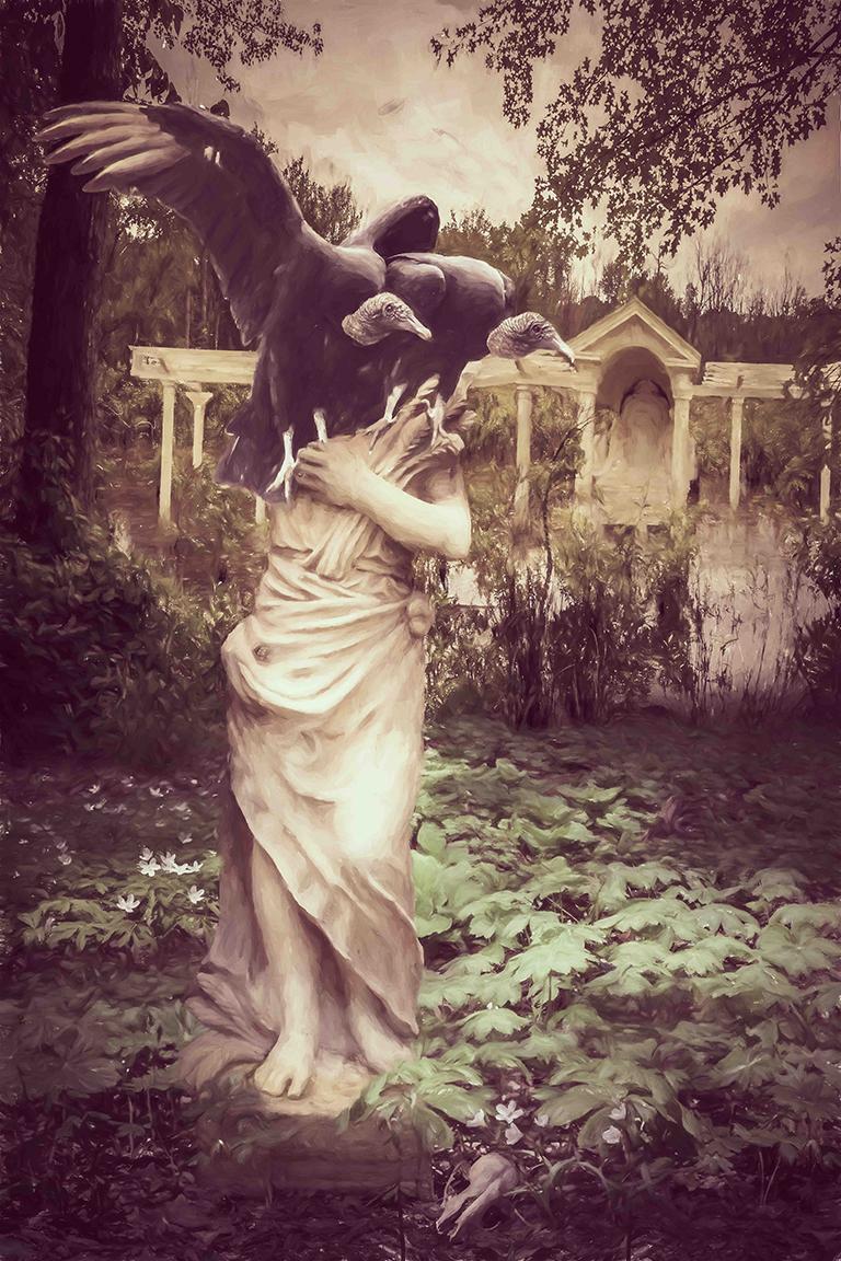 Memento Mori - Rose Anderson