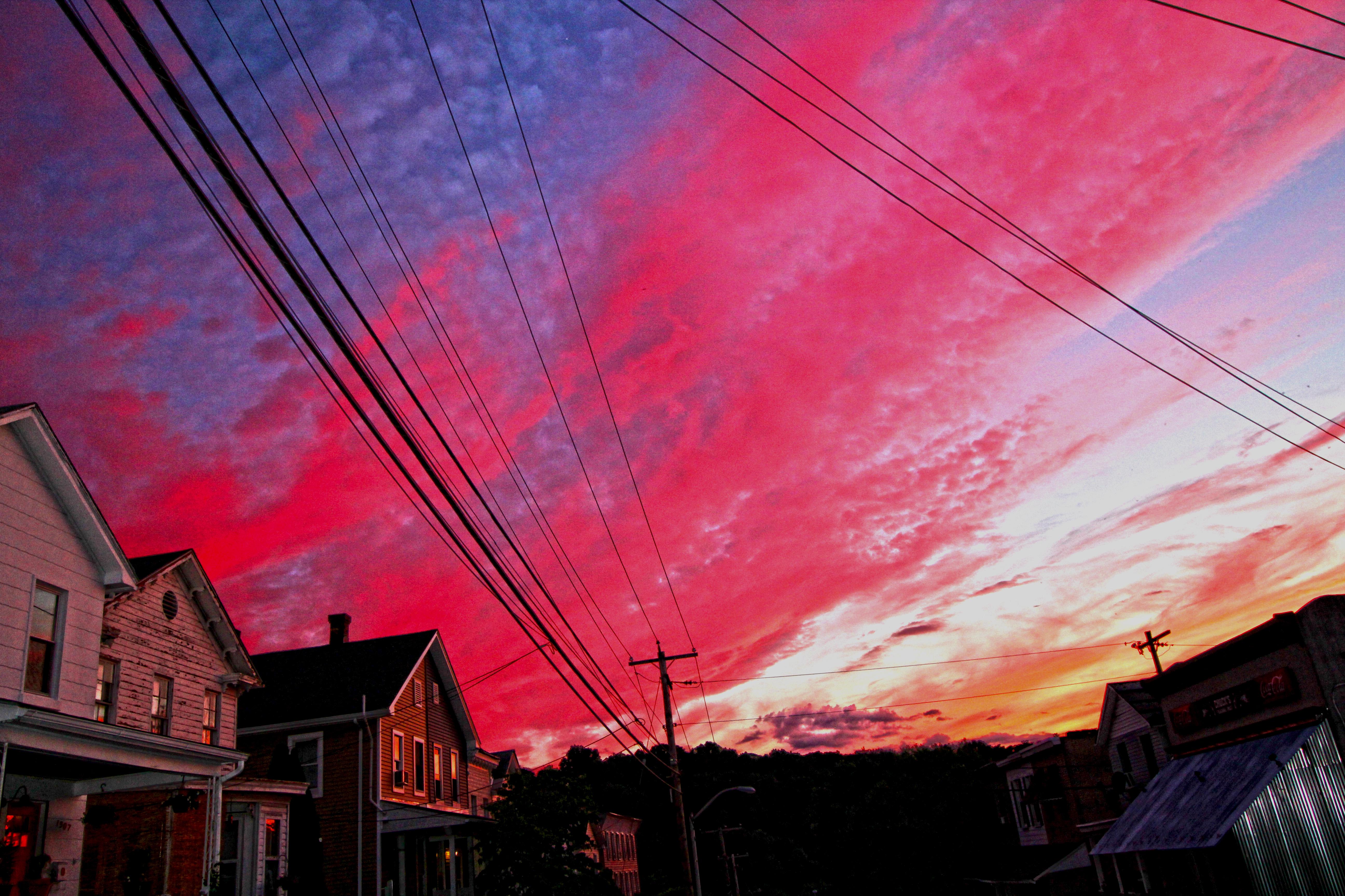 Delirious Baltimore, Jones Falls, Hampden. Photo by Edward Weiss.
