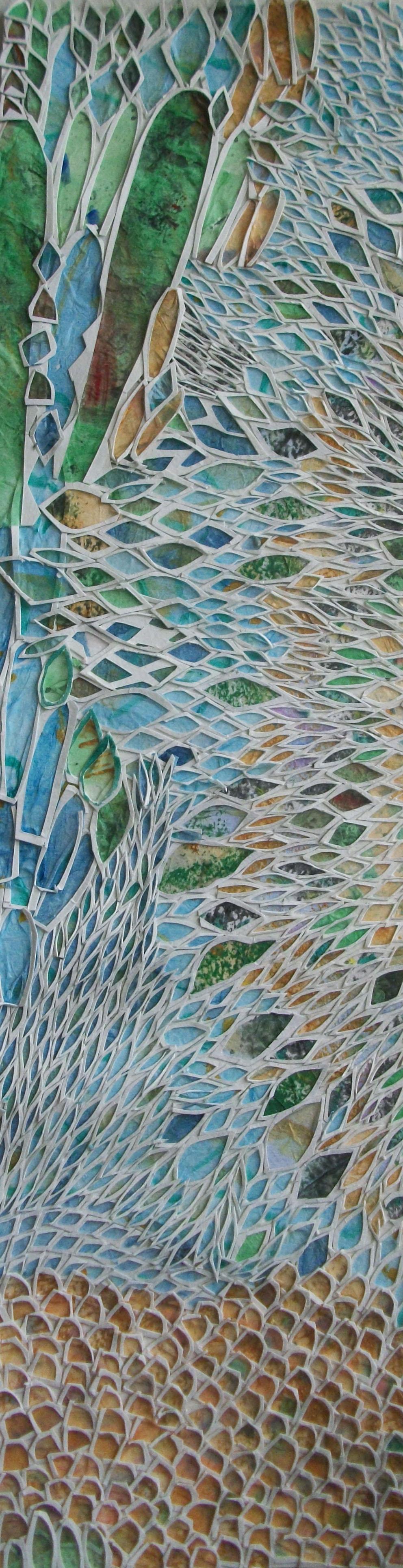 Susan Dorsey_Coral Abstract II