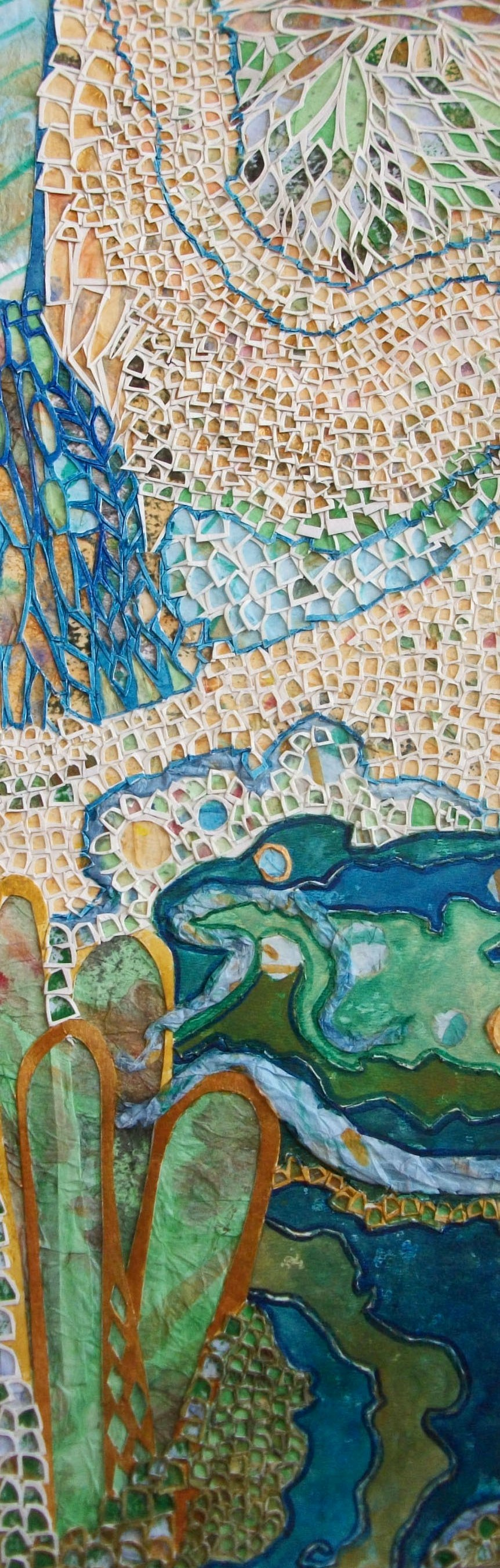 Susan Dorsey_Coral Abstract