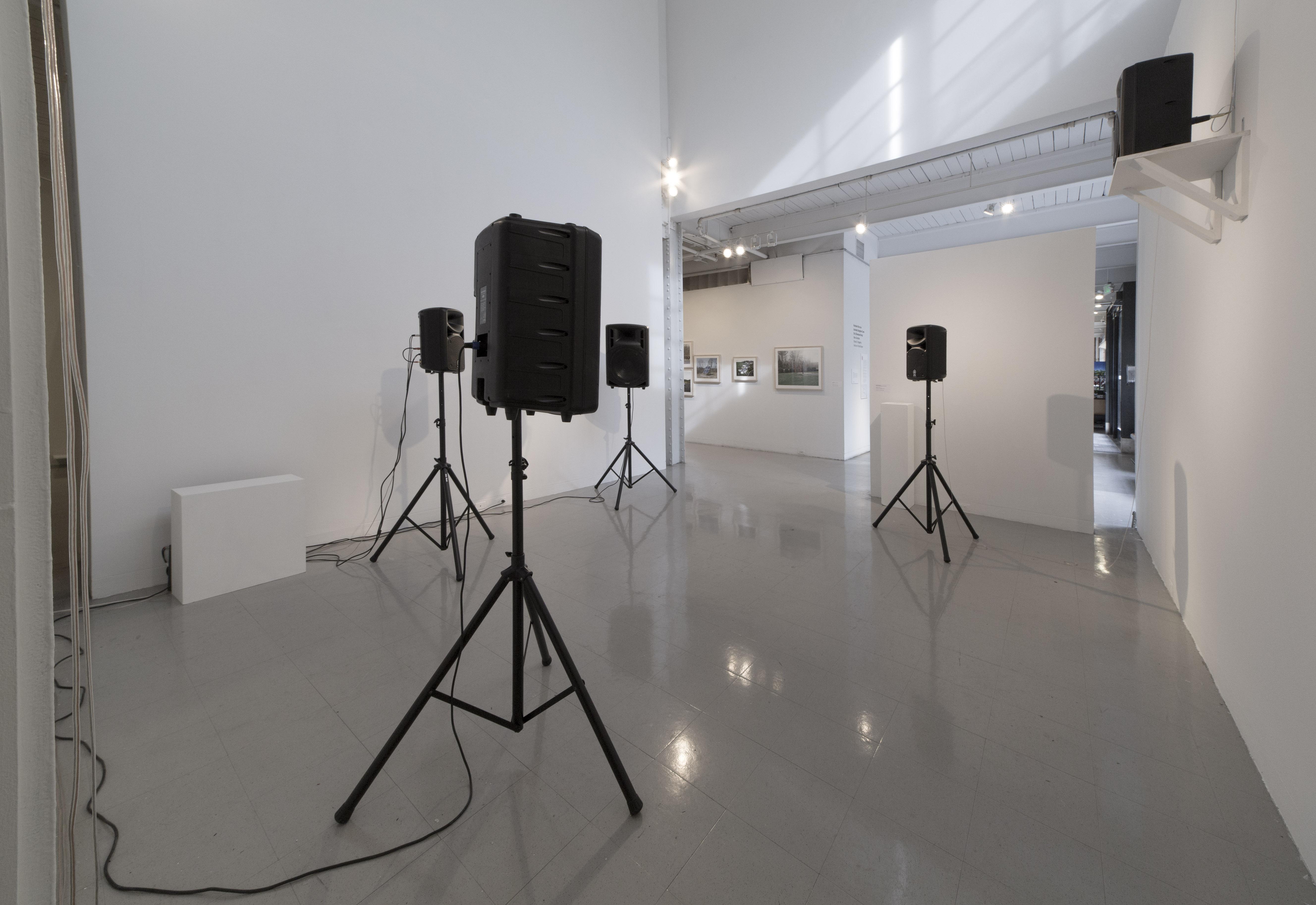 Manhattan Project (installation view)