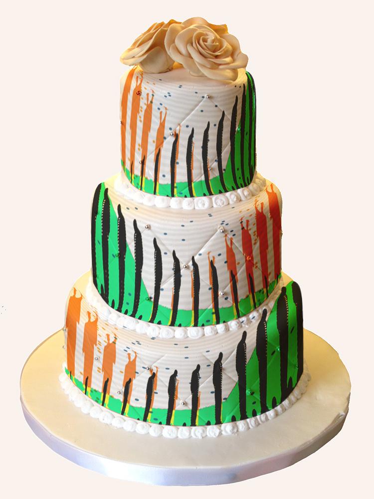 Education For Cake Artist : Bruce McKaig Baker Artist Portfolio