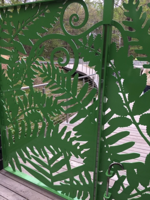 Ferngate at Brookside Gardens