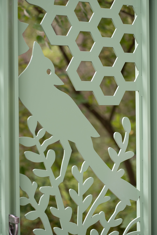 Detail of Nature Walk Gate, Cardi D