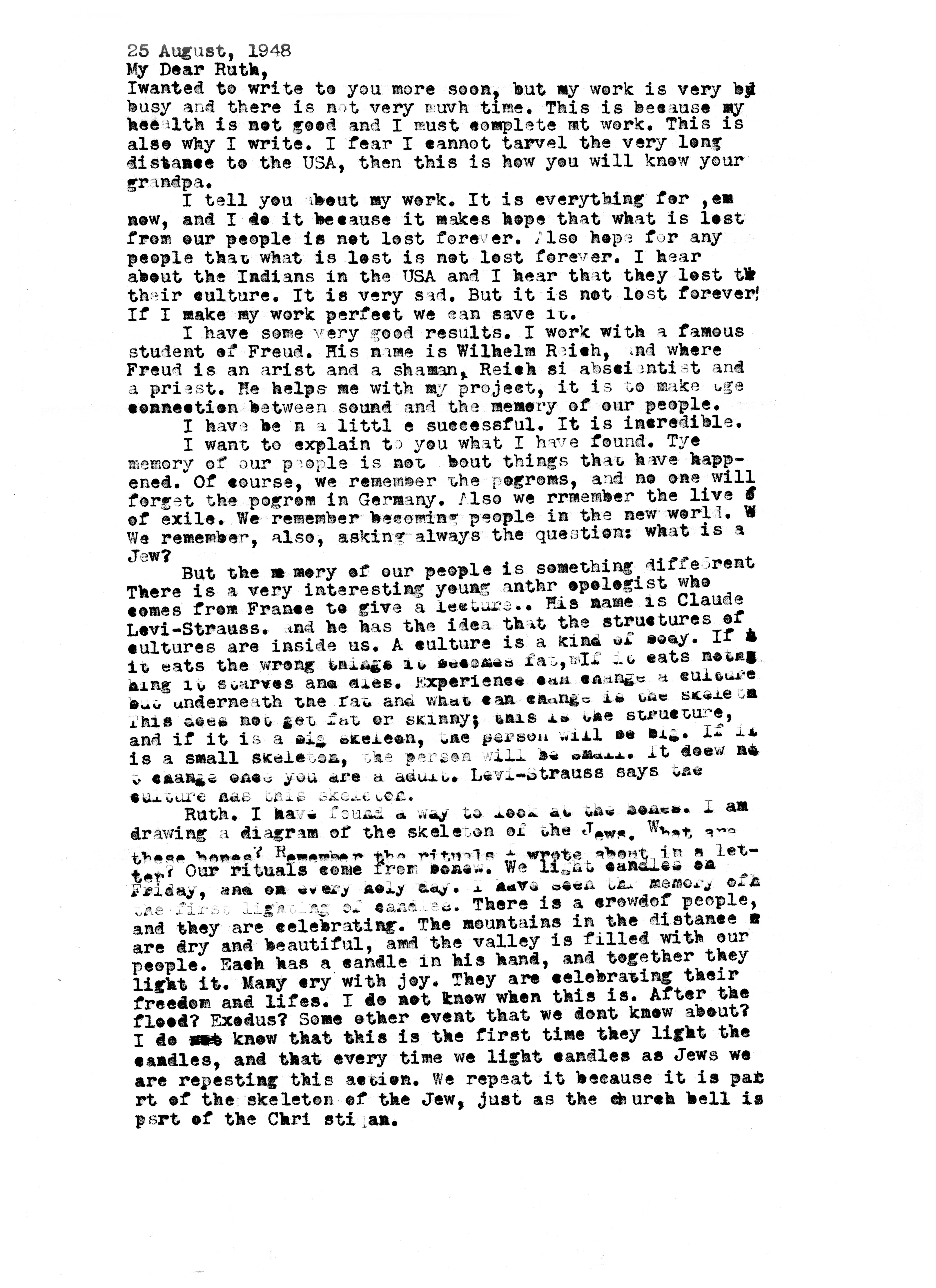 Gerchunoff Letter 2