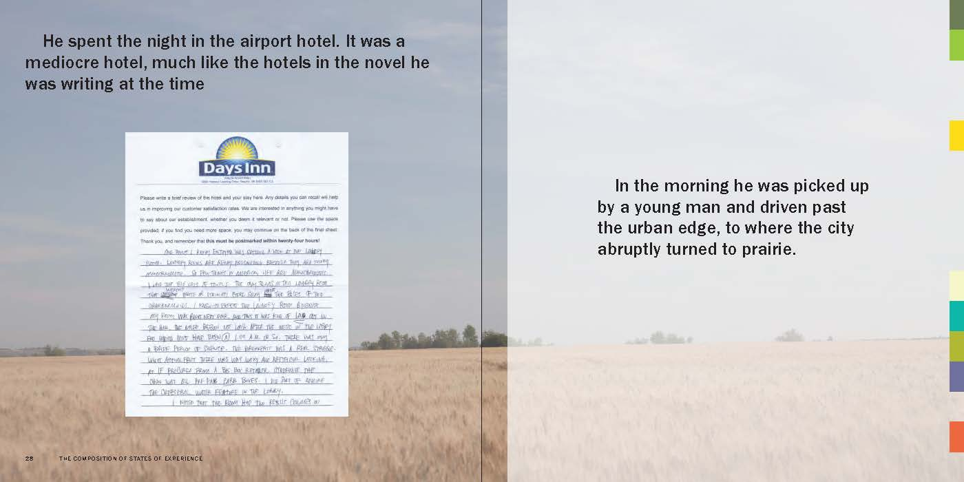 Days Inn Feedback Form
