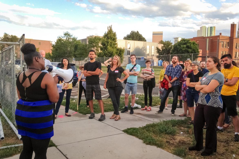 NPS - Five Points Denver walking tour