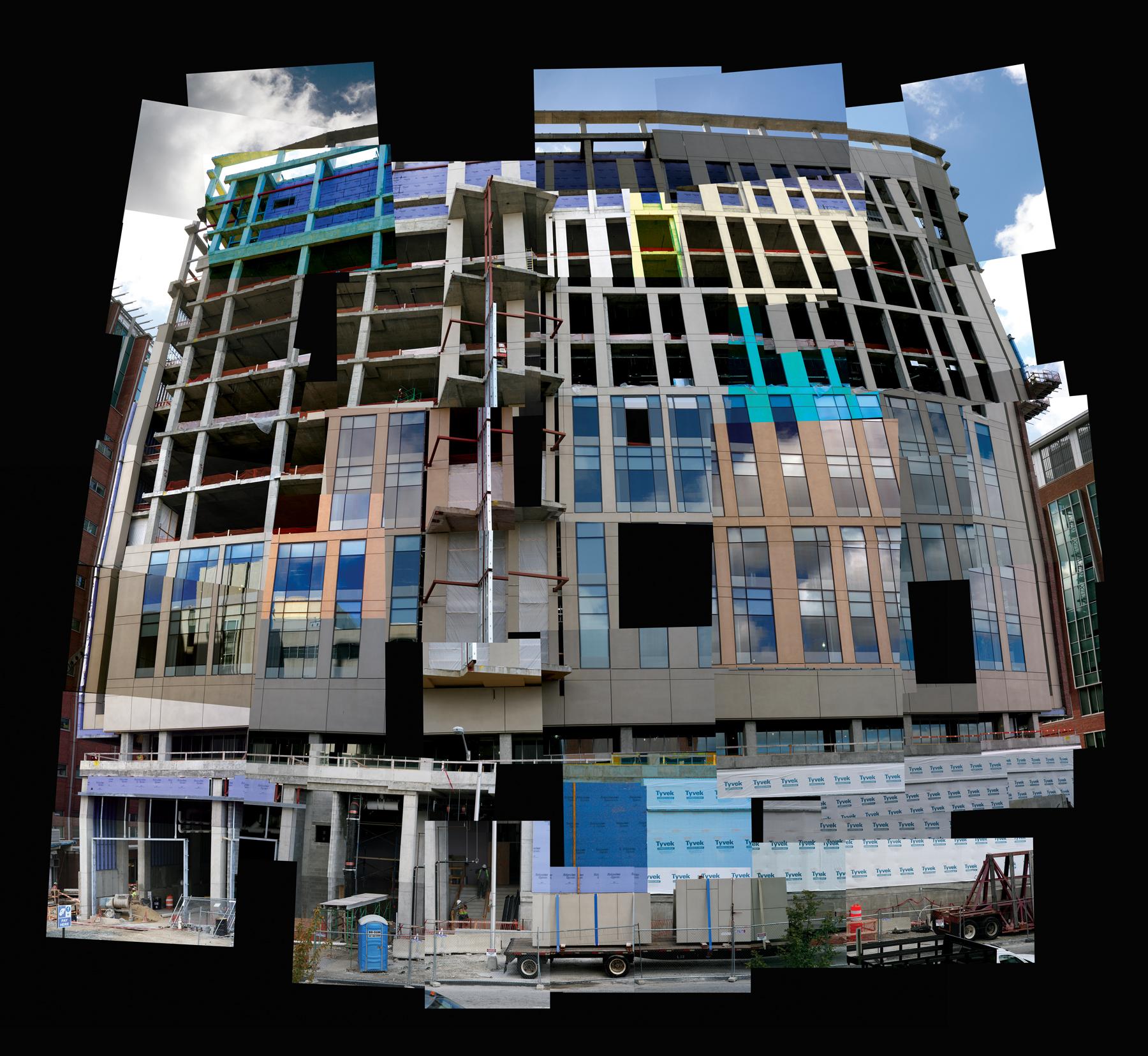 architecture, built environment, cityscape, constructions, photomontage, urban landscape
