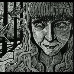 """The Myth of Freedom"" 40"" x 55"" Woodblock print on Kozo paper"