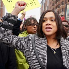 Fighter for Women's Rights: Marilyn Mosby
