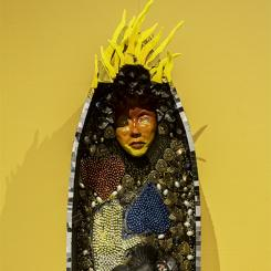 spirit sculpture assemblage